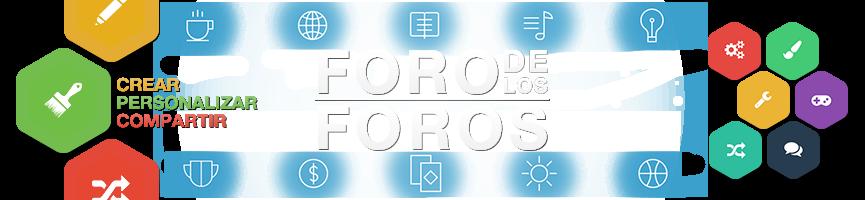 Foro ayuda de Foroactivo.com