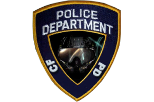 CFPD - Crossfire Police Department Clan sign