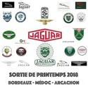 BORDEAUX - MEDOC - ARCACHON - 27-28-29 avril 2018