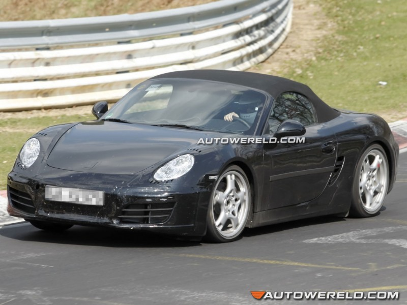 2012 Porsche Boxster Iii 981 Page 2