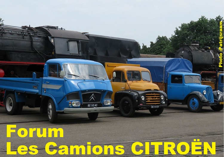 Les Camions Citroën