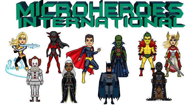 Microheroes International Board