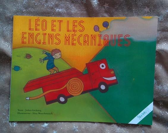"""""""Léo et les engins mécaniques"""""""
