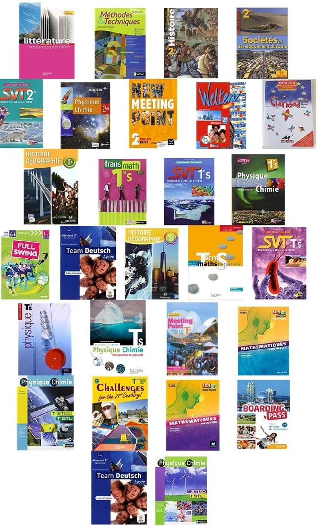 Bourse aux livres FCPE lycée G BAUMONT Saint Dié des Vosges