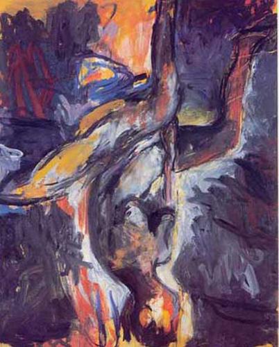 baselitz,art-maniac le blog de bmc, http://art-maniac.over-blog.com/ le peintre bmc,bmc le peintre,