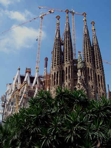 gaudi,antoni gaudi,sagrada familia,barcelone,art-maniac le blog de bmc, http://art-maniac.over-blog.com/ le peintre bmc,