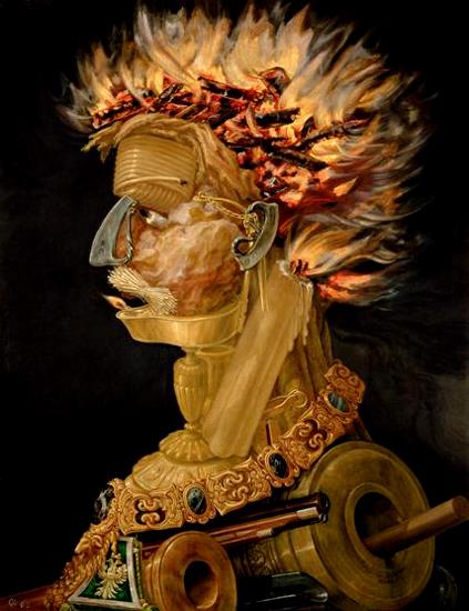 archimboldo,maniérisme,art-maniac le blog de bmc, http://art-maniac.over-blog.com/ le peintre bmc,