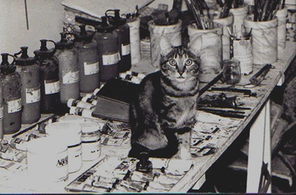 atelier de bmc,atelier du peintre bmc,