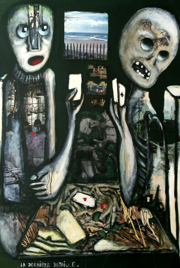 la mort, bmc, peintures,art-maniac le blog de bmc, http://art-maniac.over-blog.com/ le peintre bmc,