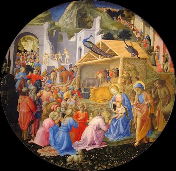 lettre du pape jean-paul 2 aux artistes,fra angelico,art-maniac le blog de bmc, http://art-maniac.over-blog.com/ le peintre bmc,