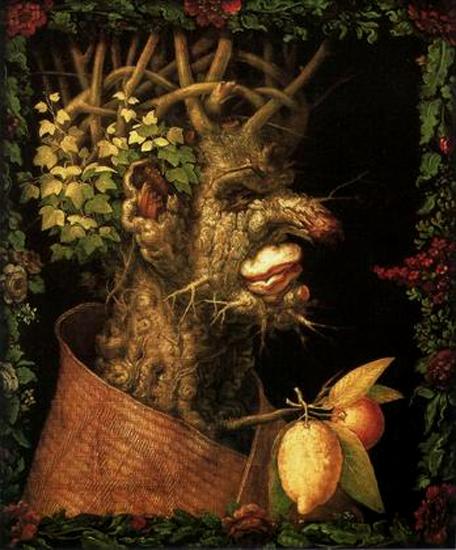 archimboldo,maniérisme ,art-maniac le blog de bmc, http://art-maniac.over-blog.com/ le peintre bmc,
