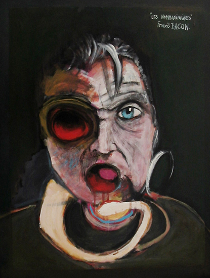 bacon bmc, bmc, francis bacon,art-maniac le blog de bmc, http://art-maniac.over-blog.com/ le peintre bmc,