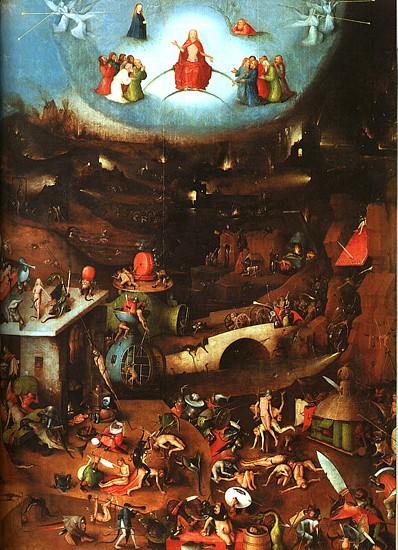 lettre du pape jean-paul 2 aux artistes,bosch,art-maniac le blog de bmc, http://art-maniac.over-blog.com/ le peintre bmc,