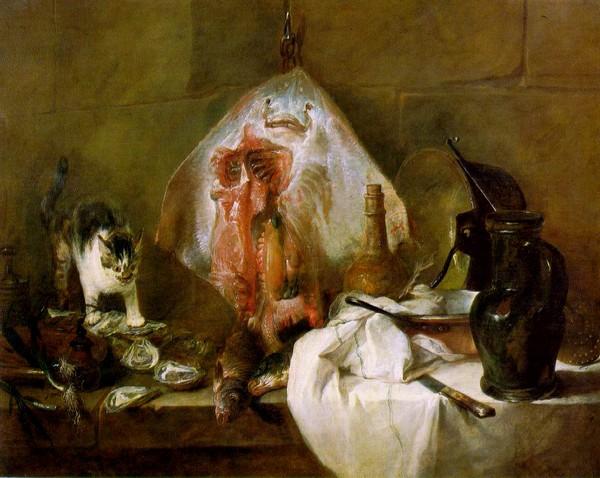 chardin,lettre du pape jean-paul 2 aux artistes,art-maniac le blog de bmc, http://art-maniac.over-blog.com/ le peintre bmc,