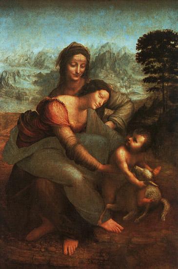 léonard de vinci,lettre du pape jean-paul 2 aux artistes,art-maniac le blog de bmc, http://art-maniac.over-blog.com/ le peintre bmc,