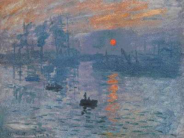 claude monet,lettre du pape jean-paul 2 aux artistes,art-maniac le blog de bmc, http://art-maniac.over-blog.com/ le peintre bmc,