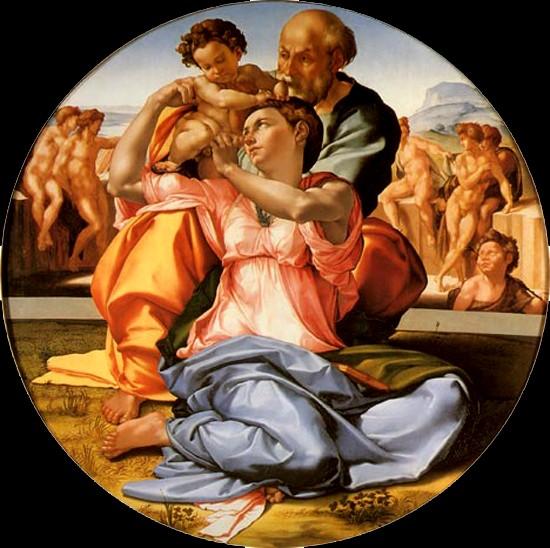 lettre du pape jean-paul 2 aux artistes,michel-ange,art-maniac le blog de bmc, http://art-maniac.over-blog.com/ le peintre bmc,
