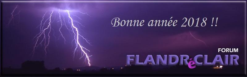 Nature et orages Nord Pas-de-Calais Picardie et Belgique