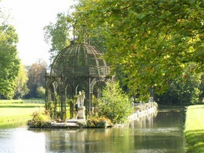 Paris sorties la campagne autour de paris for Jardin anglais chantilly