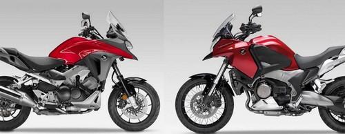 Les amoureux des Honda VFR X Crossrunner et Crosstourer