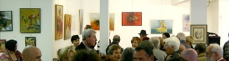 forum frontignan, exposition