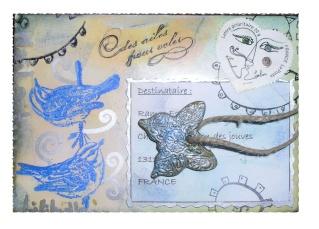Mail art pour lilibulle dans Mail art p1221315