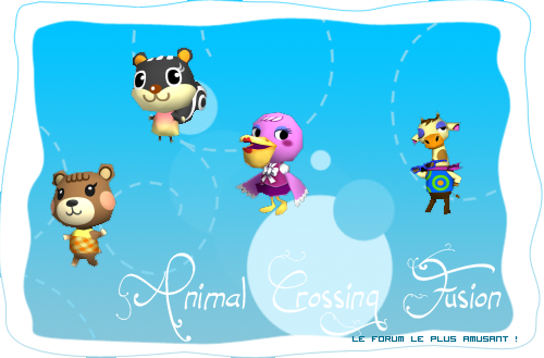 Animal Crossing Fusion