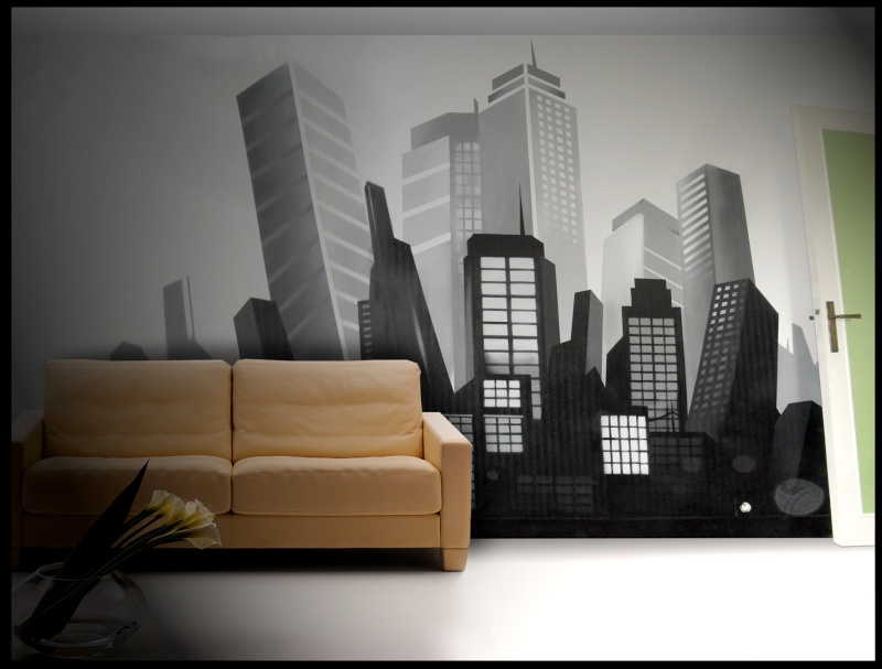 Deco murale salon images - Decoration murale salon ...