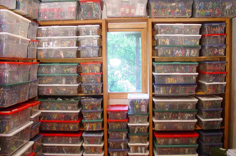 Organized hoarding former is a real problem that brought about the