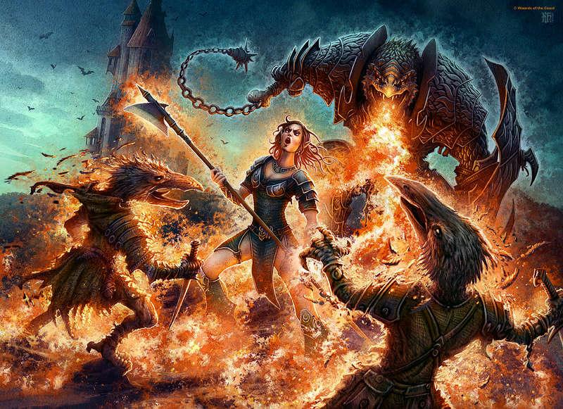 Dragonborn - D&D