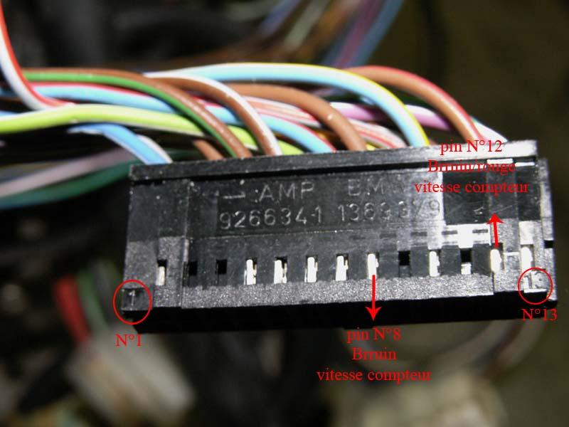 Compteur 325i E30 Electricit 233 Alarmes Odb Dme