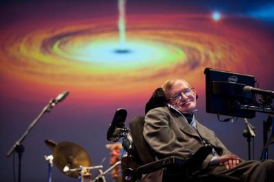 Stephen Hawking, 'rock star' de la physique