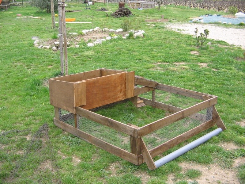 nouvelle cage pour nouveau lapin. Black Bedroom Furniture Sets. Home Design Ideas