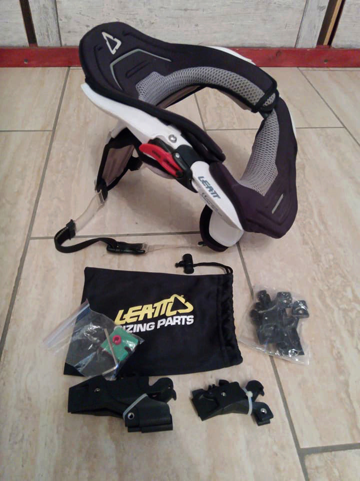 VDS Protection cervicale Leatt GPX TRAIL - ATOC-Moto - Africatwin