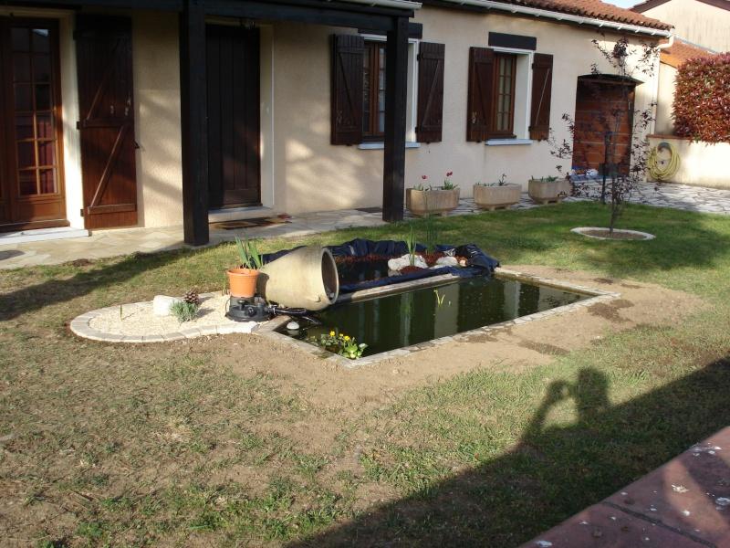Nettoyage bassin et ajout d 39 une filtration - Bassin avec un pneu pau ...