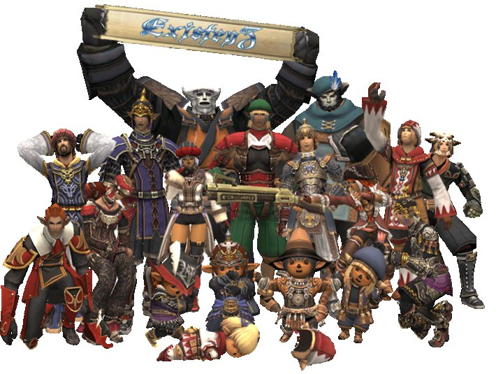 Final Fantasy XI - Photo Gallery