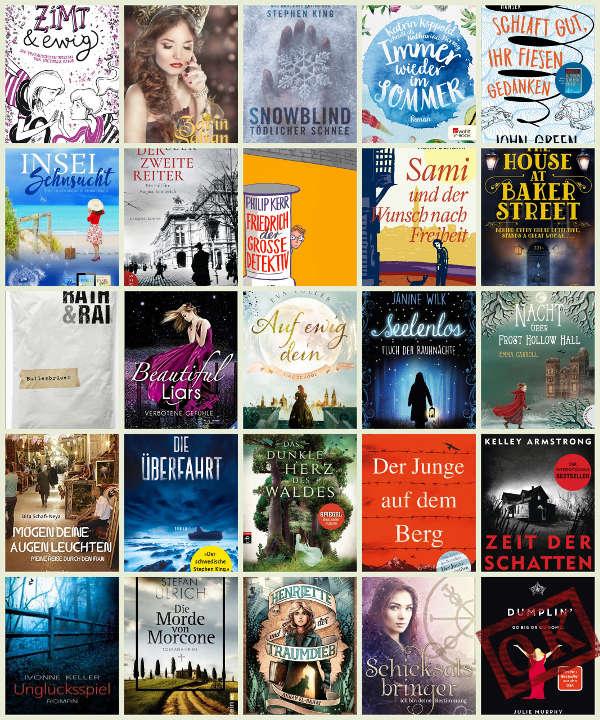 Bücher Bingo 1
