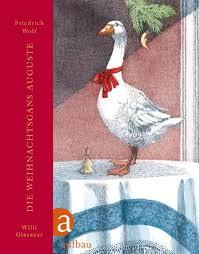 Die Weihnachtsgans Auguste - Cover (c) Aufbau Verlag