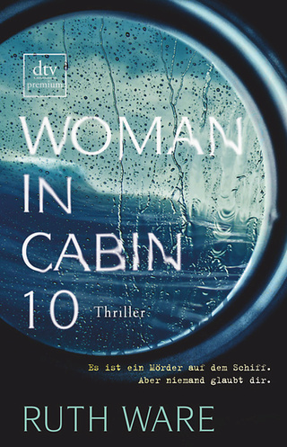 Woman in Cabin 10 Cover (c) dtv