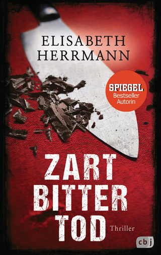 Zartbittertod Cover (c) cbj Verlag