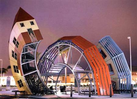 10 Weird Building Designs