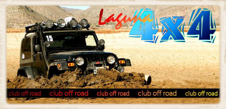 Laguna 4x4
