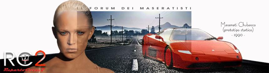 Reparto Corse 2 イタリア本国のフォーラムサイトです。登録しないと見れません。
