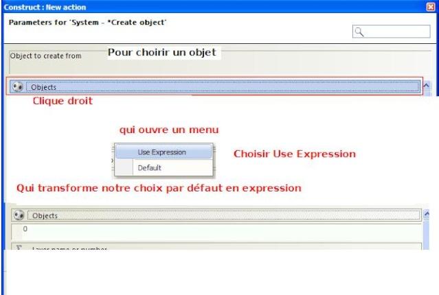 ChoixObjet