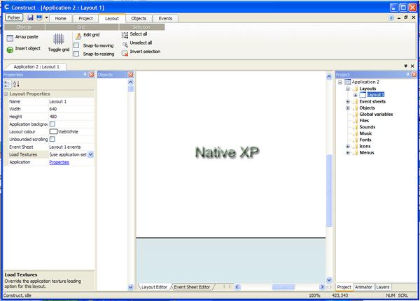 XP Native