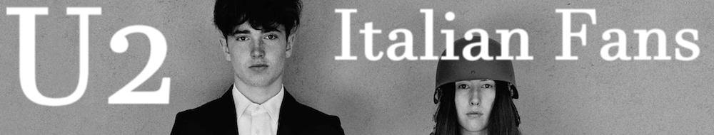 U2 Italian fans