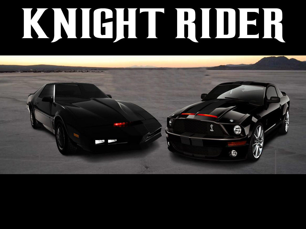 Free Knight Rider Kitt Coloring Pages