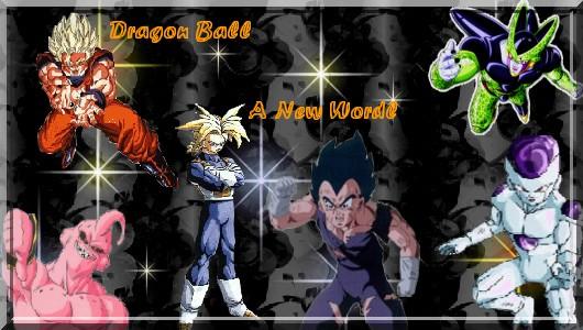 Dragon Ball A New World
