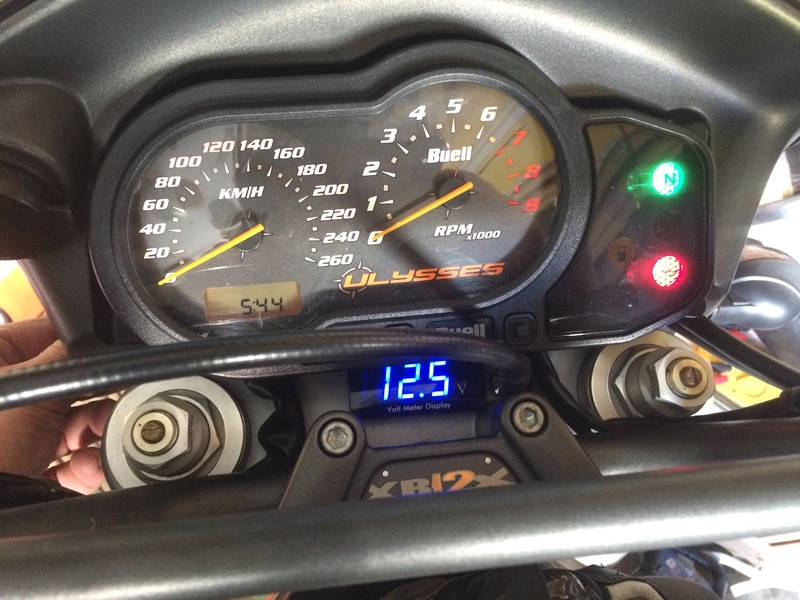 batterie moto deauville 650