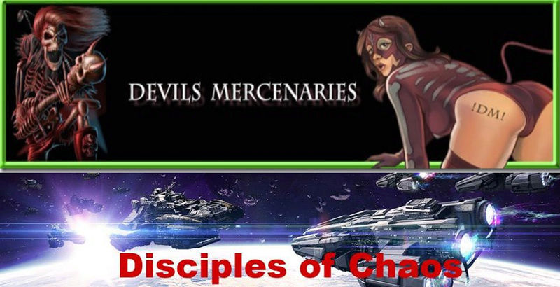 Devils Mercenaries And CHAOS Alliance on Vega